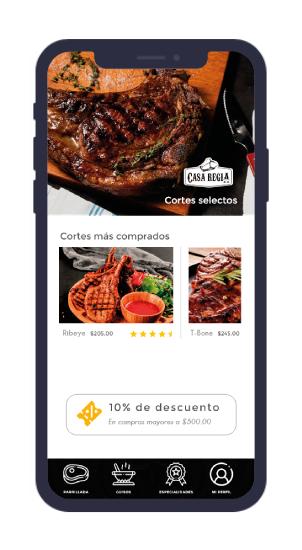 App Casa Regia