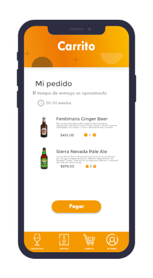 App Beer Delivery